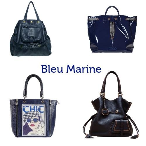 Tendance Bleu Marine